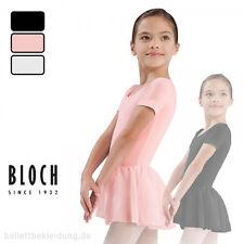 Ballettanzug BLOCH CL5342 Tiffany schwarz weiß rosa Baumwolle Ballettkleid