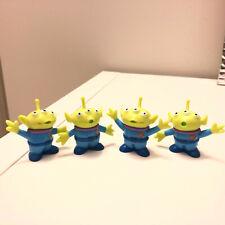 Toy Story Mini Three Eyed Alien Figure Disney Pixar 100% Authentic Disneyland