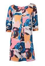 186.729 Kleid Druckkleid bunt von Travel Couture by Heine Gr. 34 bis 42