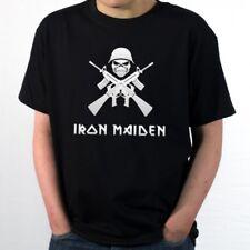 Camiseta niño niña heavy metal T shirt kids hard rock heavy metal