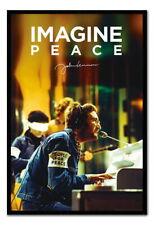 89639 John Lennon Imagine Peace Decor WALL PRINT POSTER CA