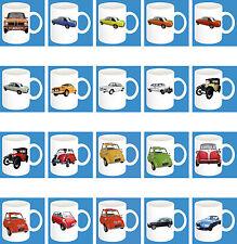 300 ml ceramica Tazza con fantasia: BMW AUTO MODELLO caffé PARTE 2 di 2