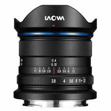 Venus Laowa 9mm f/2.8 Zero-D Ultra Wide-Angle for Fuji X Sony E Canon EF M/43