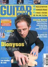 Guitar Part #169 -DIONYSOS- Bjorn Berge,  Meshuggah,...