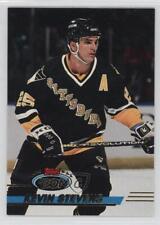 1993-94 Topps Stadium Club OPC 158 Kevin Stevens Pittsburgh Penguins Hockey Card