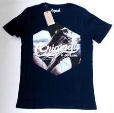 Jack & Jones T-Shirt mit Fotoprint und Schriftzug Gr. 158-164  /  XS  NEU