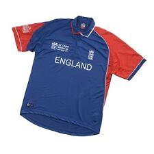 ECB ENGLAND WORLD CUP 2007 ONE DAY INTERNATIONAL ODI CRICKET SHIRT