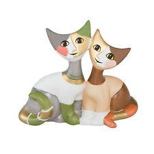 """Goebel Rosina Wachtmeister Katzenpaar  """" Rufino e Licia """""""