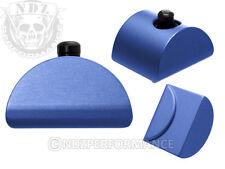 For Glock Gen1-3 NDZ AL1 Grip Plug 17 19 22 23 24 34 35 Blue With Lasered Images