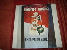 1978 ENTE PREMI ROMA FEDERICO ANDINA CATALOGO GIOVANNI SANGIORGI JACOPO RECUPERO