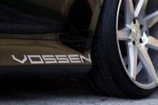 VOSSEN stickers skirt Mitsubishi BMW Mercedes AUDI VW DODGE  Porsche JDM decal