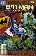 Batman: SHADOW of the Bat Annual # 4 (Brian Apthorp) (USA, 1996)