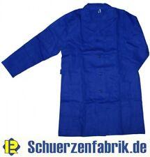 Kleidung Arbeitsmantel Gr:50 Blau Neu Ohne Etikett