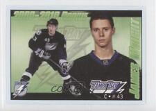 2009-10 Panini Album Stickers #327 James Wright Tampa Bay Lightning Hockey Card