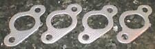 4 X EXHAUST MANIFOLD GASKETS NISSAN 200SX SUNNY PULSAR CA18DET CA18DE S13 1.8