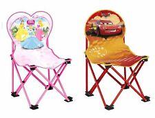 Disney Kinder Klappstuhl Kinderstuhl Princess, Cars Campingstuhl Stuhl Sessel
