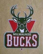 Milwaukee Bucks NBA Basketball Decal Stickers Team Logo Design -  Your Choice