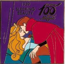 Disney 100 Years of Magic Sleeping Beauty Kiss Pin