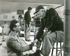 ORIGINAL B&W DANE CLARK ALAN HALE SR WHIPLASH PHOTO 1948 WARNER BROS 8X10 #62