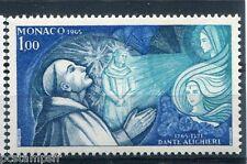 MONACO 1966, timbre 687, DANTE ALIGHIERI, LE PARADIS, neuf**
