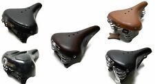 Vintage Lepper Weltmeister / Concorde Leather Saddle