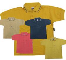 Kanz T-Shirt Shirt Polo kurzarm gelb Baumwolle Jungen Gr.104,110,116,128,140