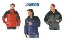 Planam REDWOOD Outdoor Wetterschutz Jacke 2 in 1 Regenjacke Winterjacke NEU