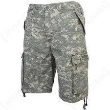 - Digital Camuflaje PARACAIDISTA Pantalones Cortos - Ejército Militar Combate