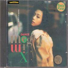 CD 1990 傾斜都市燒燒燒 Sandy Lam Dance Mega Mix 林憶蓮 Made in Japan #2779