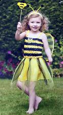 filles Déguisement abeille RAYURE ailes sous 4 ans MANCHESTER