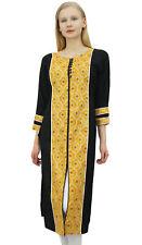 Phagun tunique indienne vêtements s longue imprimé femmes Kurti kurta droite