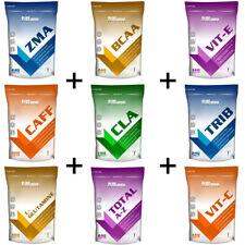 ZMA / TRIBULUS TERRESTRIS / CREATINE ETHYL ESTER / CAFFEINE / CLA / BCAA
