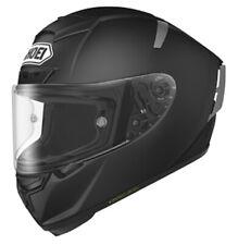 Shoei X-Spirit 3 Full Face Motorcycle Motorbike Visor Helmet - Matt Black