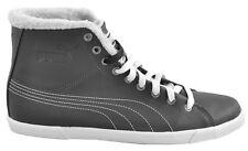 NEU SCHUHE PUMA BENECIO MID FUR  WINTER Herrenschuhe Sneaker Leder Winterschuhe