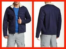 Timberland ~ Brookfield Mountain Men's Fleece Lined Bomber Jacket $148 NWT