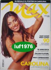 Max-'04-CAROLINA MARCONI,Alessandra Grillo,Billy Bob Thornton,Elvis Presley,n.7