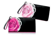 Lancome Big Rose Makeup / Toiletry / Cosmetics Bags