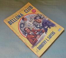 Doroty Sayers_Bellona Club_Giallo Mondadori n. 35 Dicembre 1947 Prima edizione