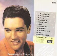 CD Album Elvis Presley - Something for Everybody (Mini LP Style Card Case) NEW