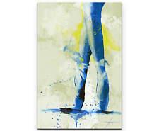 Ballett I als Premium Leinwandbild