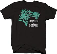 Splinter is Coming Turtles Thrones Parody T-Shirt
