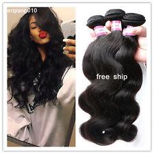 Brazillian Body Wave Hair 3 Bundles 150g Brazilian Virgin Human Hair Extensions