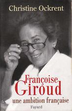 """Une Ambition Française """" Christine Ockrent """" ( No 7133"""