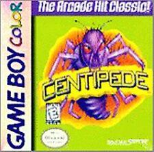 Centipede (Nintendo Game Boy Color, 1998) Cartridge Only Original