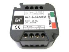 Dalcnet Easy Led Fader Dimmer Driver DC 12V-48V CC 950mA Dimmerabile Con Pulsant