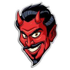 Red Devil Vinyl Sticker - SELECT SIZE