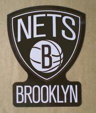 Brooklyn Nets NBA Basketball Decal Stickers Team Logo Design -  Your Choice