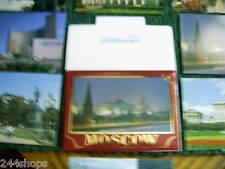 AEROFLOT SOVIET AIRLINE - SET OF 8 RUSSIAN POST CARDS - NEW