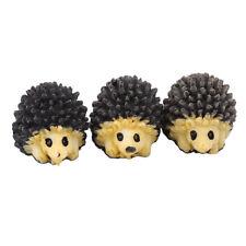 Miniature Hedgehog Landscape Fairy Crafts Ornament Garden Decoration 8C