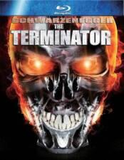 The Terminator (Blu-ray Disc, 2009, Lenticular Edition)